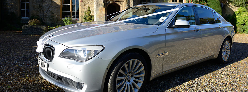 Wedding chauffeurs