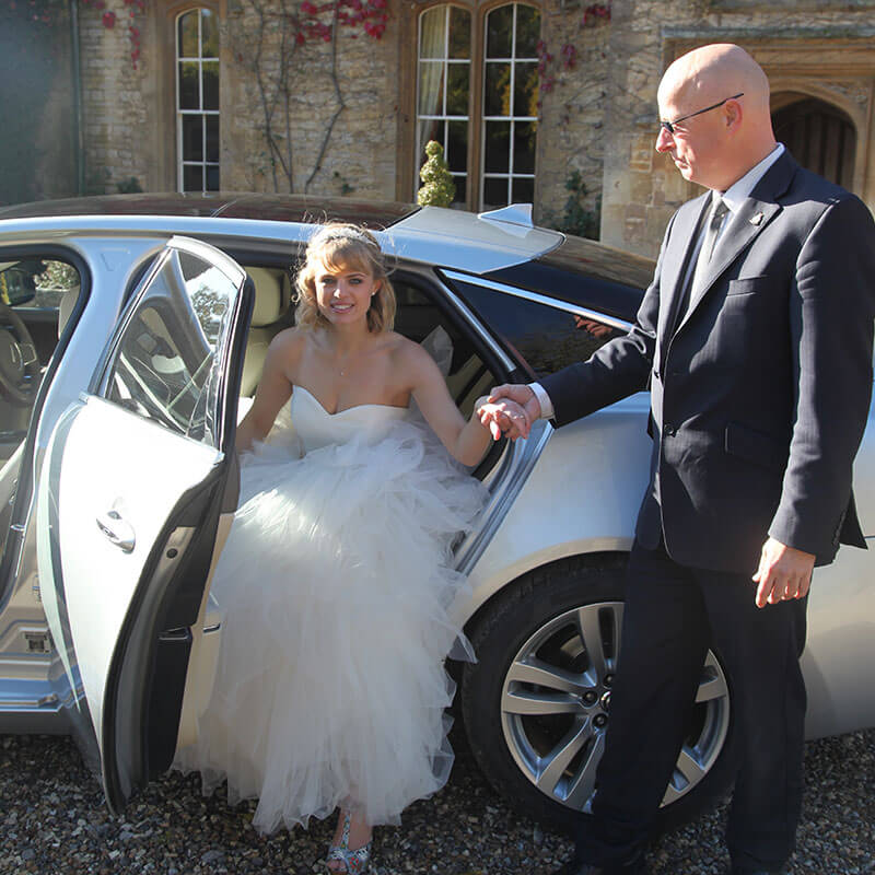 Discover FSC Wedding Chauffeur Services